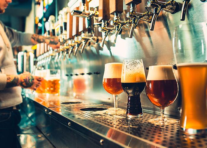 Vente de bière à Grenoble